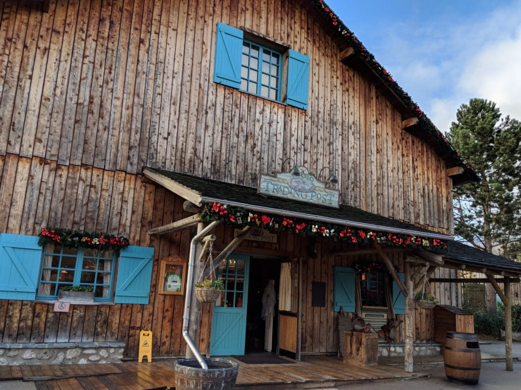 Disneyland Paris - Davy Crockett Ranch - Trading Post