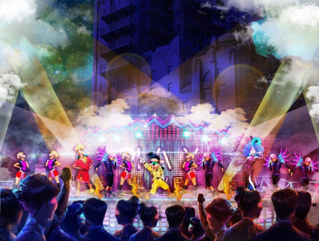 Disneyland Paris - FanDaze MAX Live
