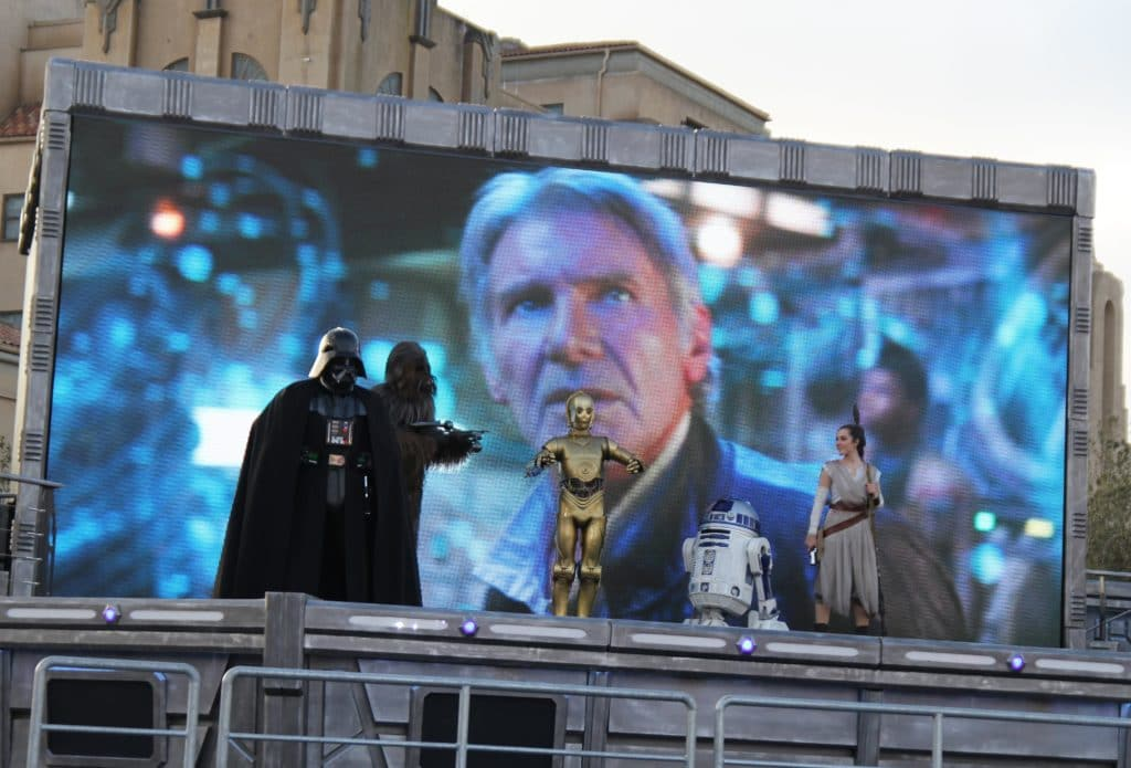 Disneyland Paris - Season of the Force 2018 - A Galaxy Far Far Away