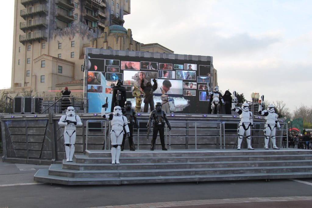 Disneyland Paris - Season of the Force 2018 - A Galaxy Far Far Away (2)