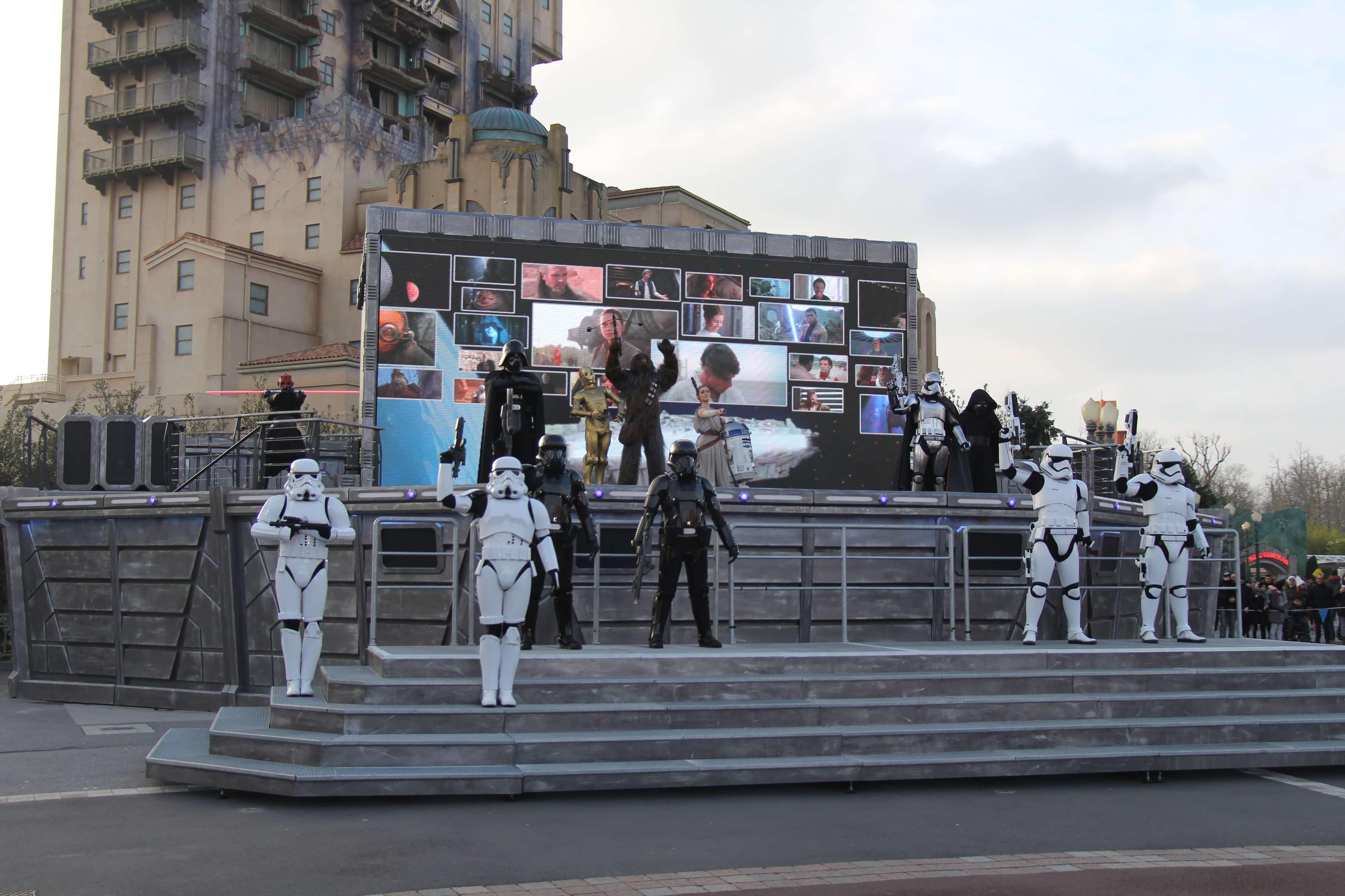 Disneyland Paris - Season of the Force 2018 - A Galaxy Far Far Away (2)