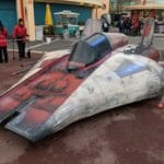 Disneyland Paris - Season of the Force 2018 - A-Wing fighter
