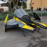 Disneyland Paris - Season of the Force 2018 - ETA-2 Jedi Starfighter