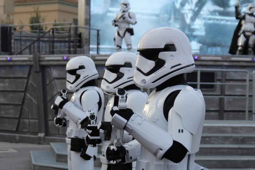 Disneyland Paris - Season of the Force 2018 - Stormtroopers