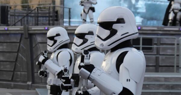 Disneyland Paris - Season of the Force 2018 - Stormtroopers