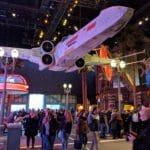 Disneyland Paris - Season of the Force 2018 - X-Wing