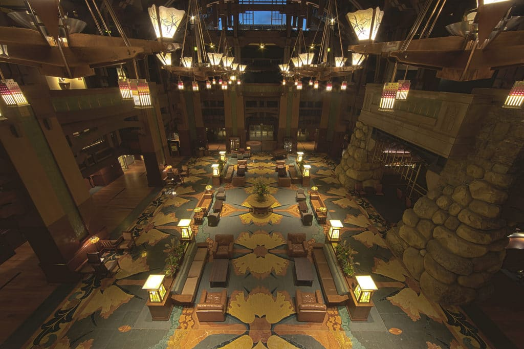 Disneyland Resort - Disney's Grand Californian Hotel & Spa Renovation