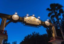 Disneyland Resort - Food & Wine Festival 2018