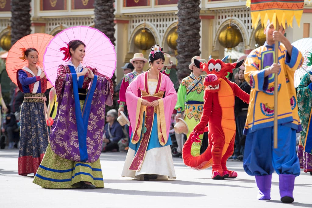 Disneyland Resort - Lunar New Year 2018