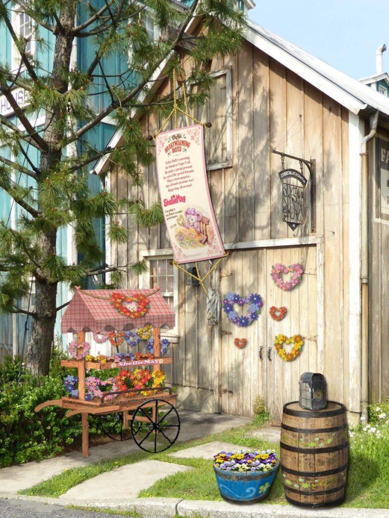 Tokyo DisneySea - Duffy's Heartwarming Days - Photo location
