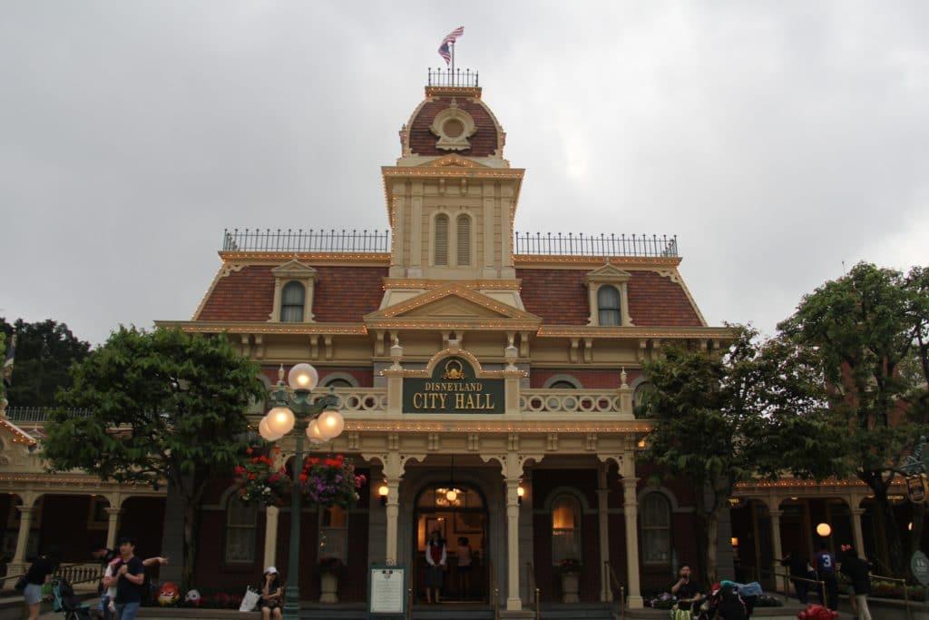 Hong Kong Disneyland - City Hall