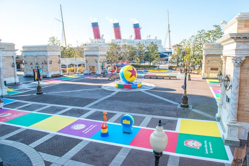 Tokyo DisneySea - Pixar Playtime - Toy Story (3)