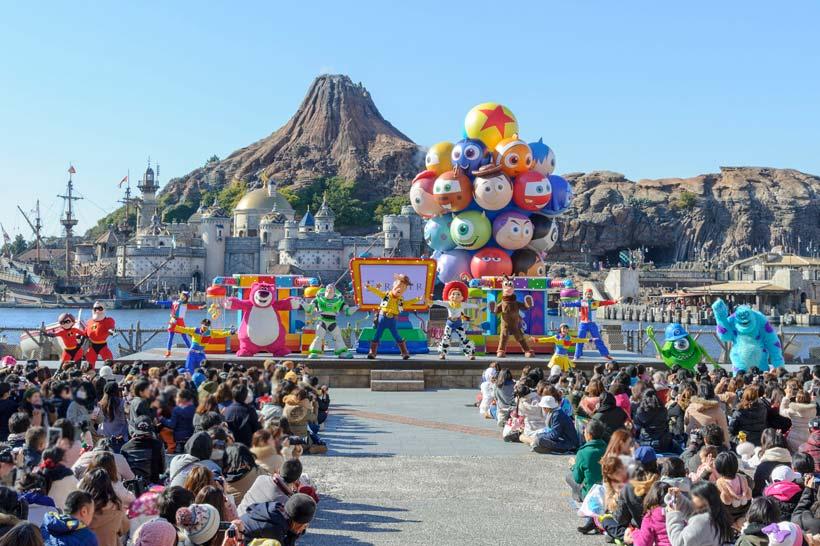 Tokyo DisneySea - Pixar Playtime - Toy Story (4)