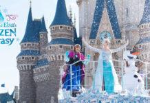 Tokyo Disneyland - Anna and Elsa's Frozen Fantasy