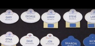 Behind the Scenes: How Iconic Disney Name Tags Are Made