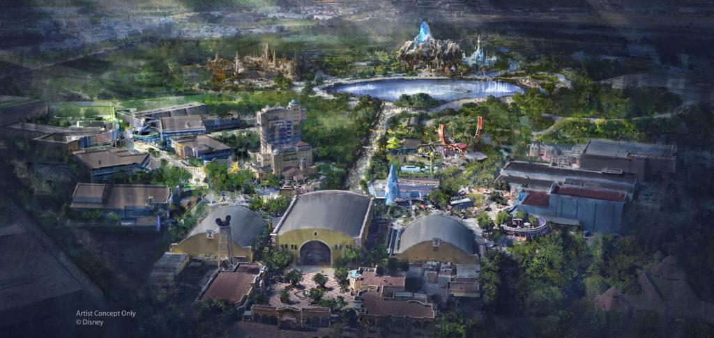 Announcement Disneyland Paris Expansion