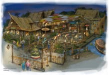 Disneyland Resort - The Tropical Hideaway