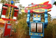 Shangai Disneyland - Toy Story land - Toy Box Café