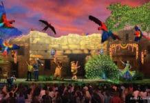 Walt Disney World - Animal Kingdom - UP A Great Bird Adventure Show