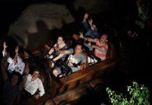 Walt Disney World - Magic Kingdom - Minetrain