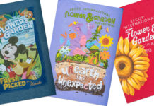 Walt Disney World Resort - Flower & Garden Festival - Merchandise