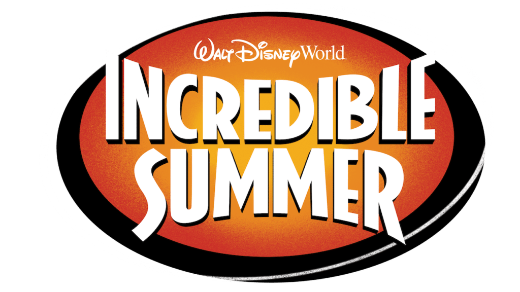 Walt Disney World Resort - Incredible Summer