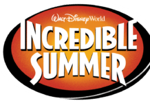 Walt Disney World Resort - Incredible Summer
