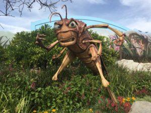 Disney California Adventure - A Bug's Land