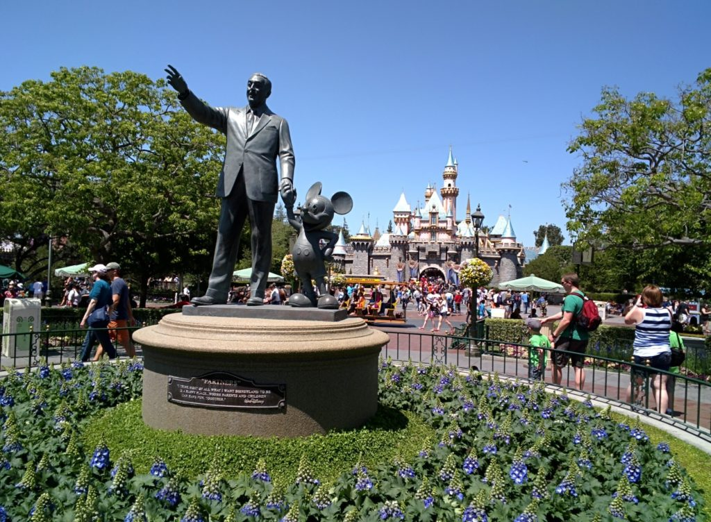 Disney Parks around the world - Disneyland
