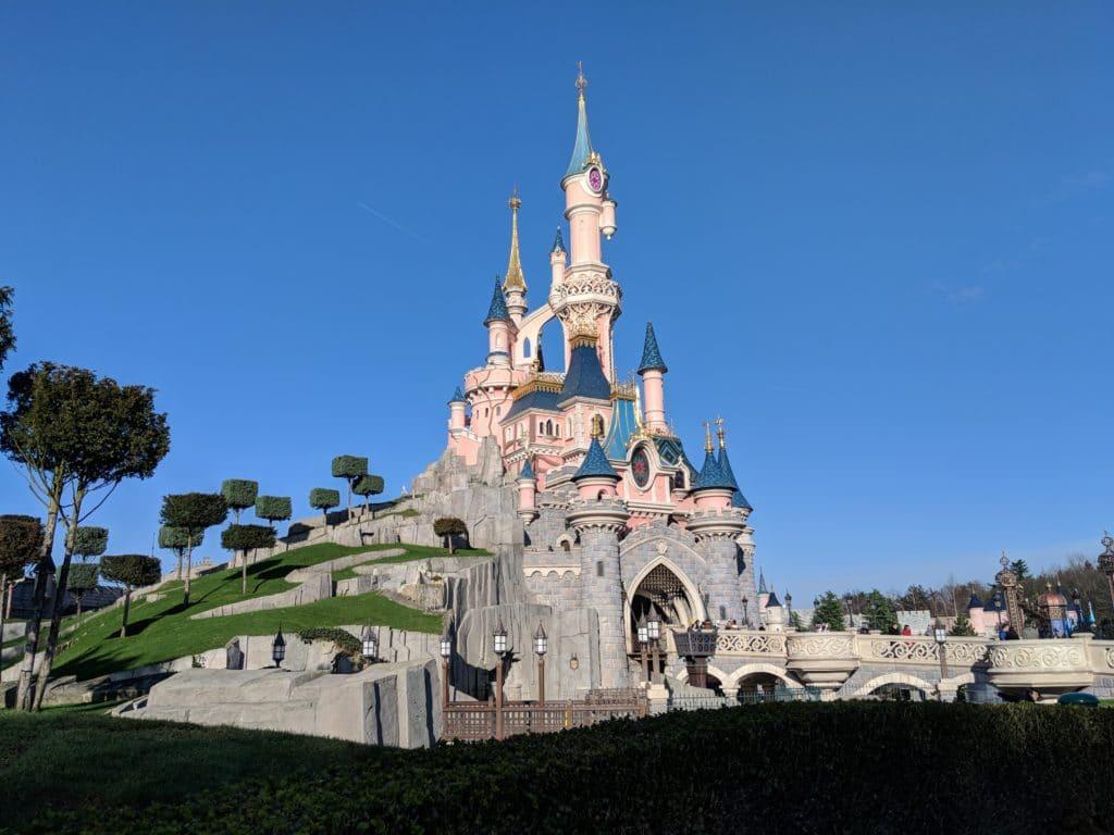 Disney parks around the world - Disneyland Paris