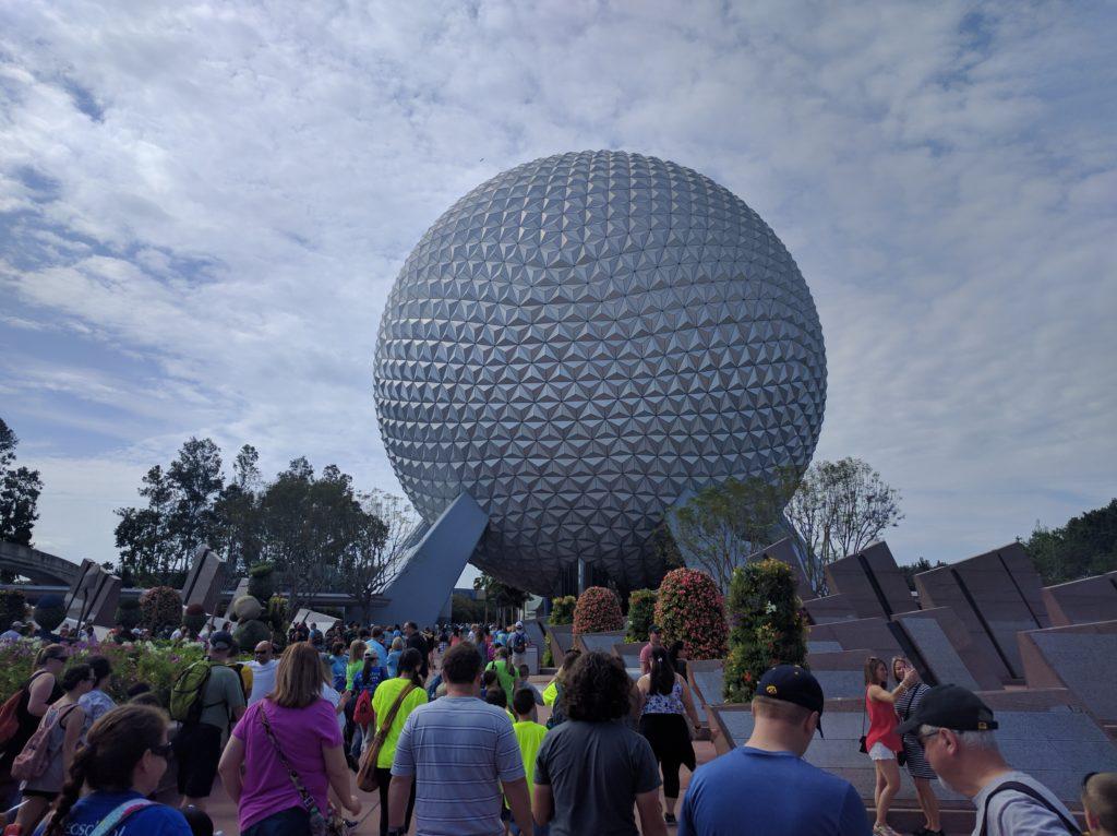 Disney Parks around the world - Epcot