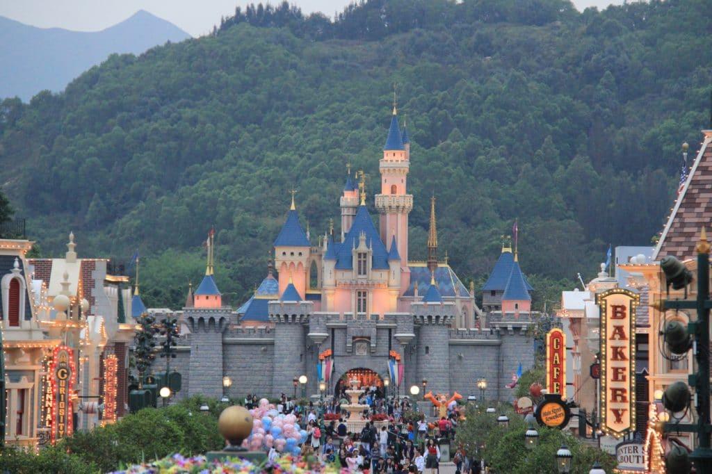 Disney Parks around the world - Hong Kong Disneyland