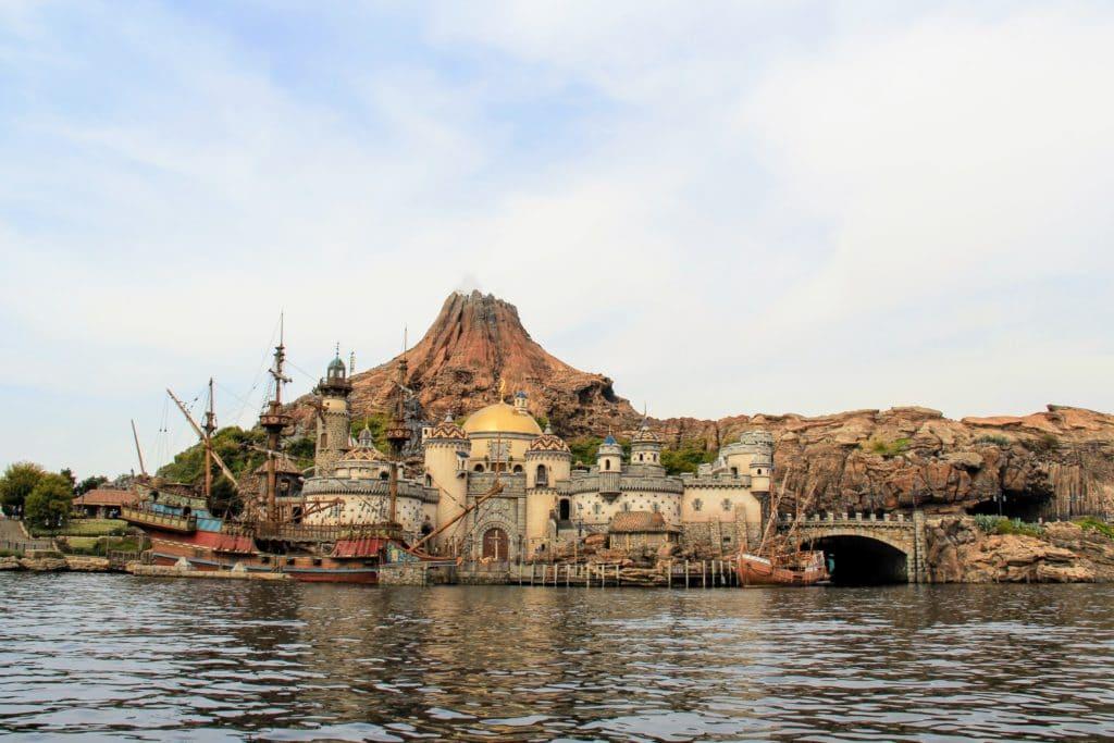 Disney Parks around the world - Tokyo DisneySea