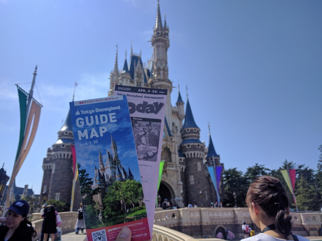 Disney Parks around the world - Tokyo Disneyland