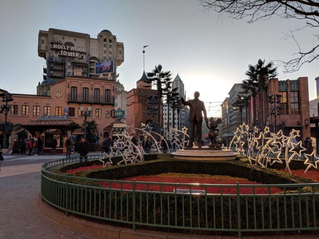 Disney Parks around the world Walt Disney Studios Park