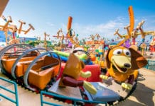 Shanghai Disneyland - Toy Story Land
