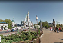 Walt Disney World Resort - Magic Kingdom - Google Street View