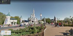 Walt Disney World Resort - Magic Kingdom - Google Street View