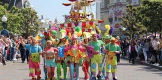 Disneyland Paris - Pirates Princesses Festival - Pirates Main Street USA