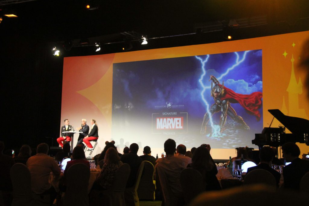 Disneyland Paris - Signature Packages - Marvel