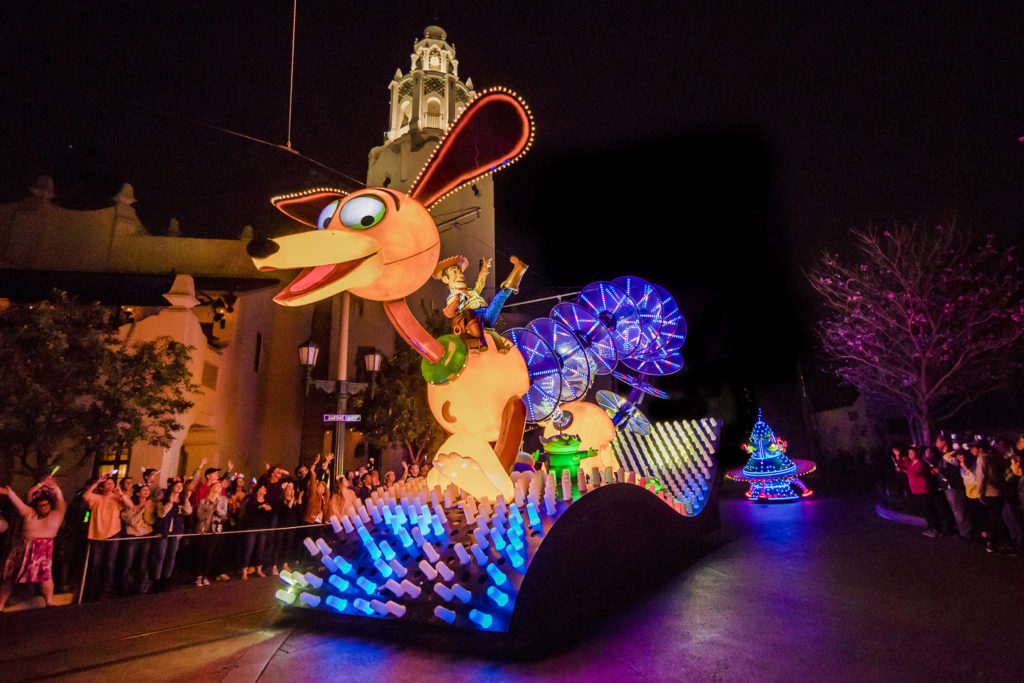 Disneyland Resort - Paint the Night - Toy Story