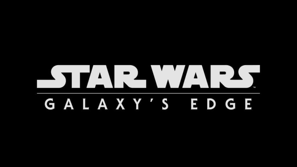 Disneyland Resort - Star Wars Galaxy's Edge