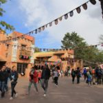 Disneyland Paris - Dia de Muertos Decorations - Coco 2018