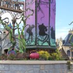 Disneyland Paris - Halloween Decorations 2018