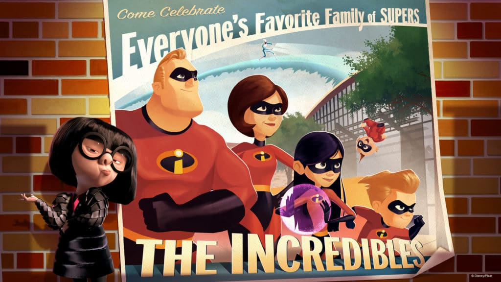 Incredibles Meet and Greet