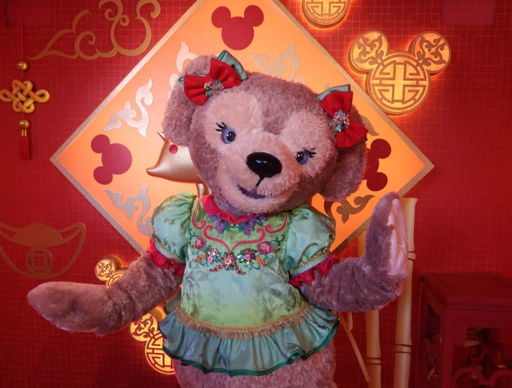 Hong Kong Disneyland - Chinese New Year 2019 - The Year of the Pig - Mickey Kitto - ShellieMay 2