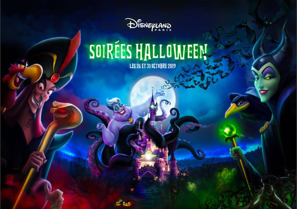 Disneyland Paris - Halloween 2019