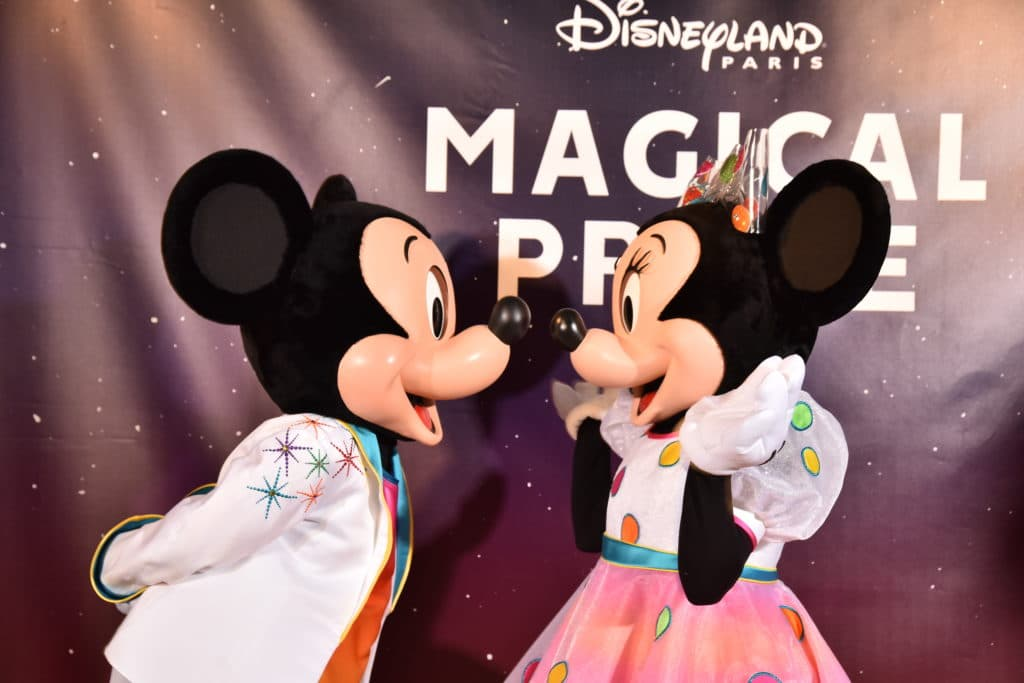 Disneyland Paris - Magical Pride - Mickey and Minnie