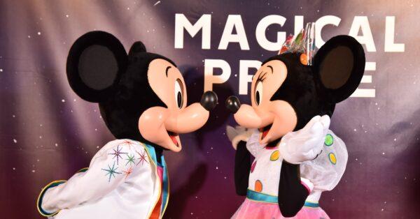 Disneyland Paris - Magical Pride - Mickey and Minnie