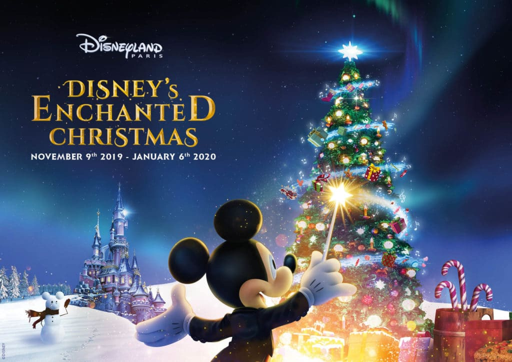 Disneyland Paris - Christmas 2019